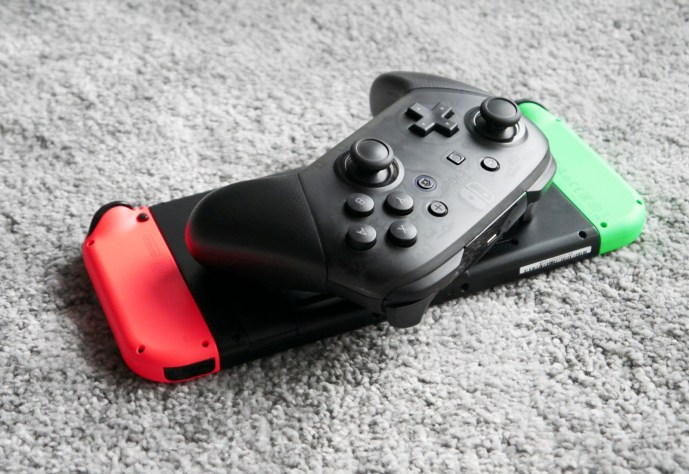 Nintendo Switch Pro Controller title