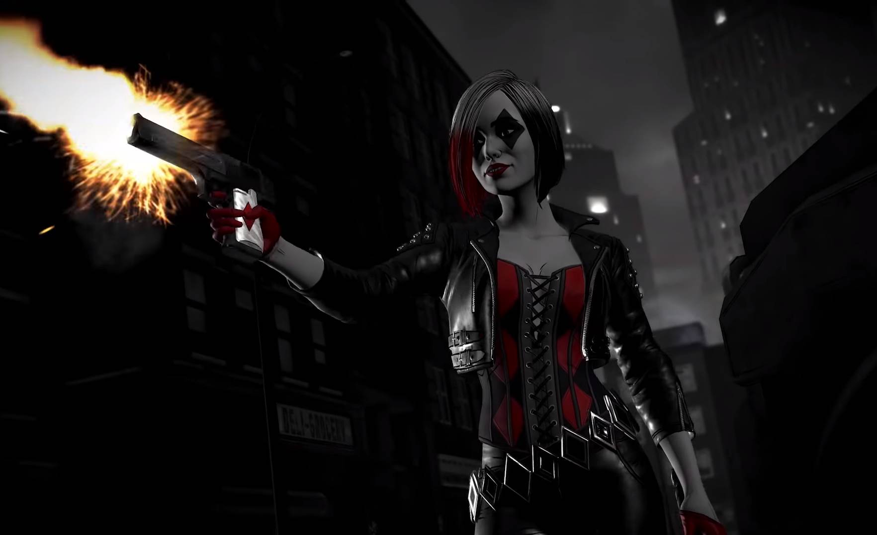 The Deltale Batman Shadows Edition