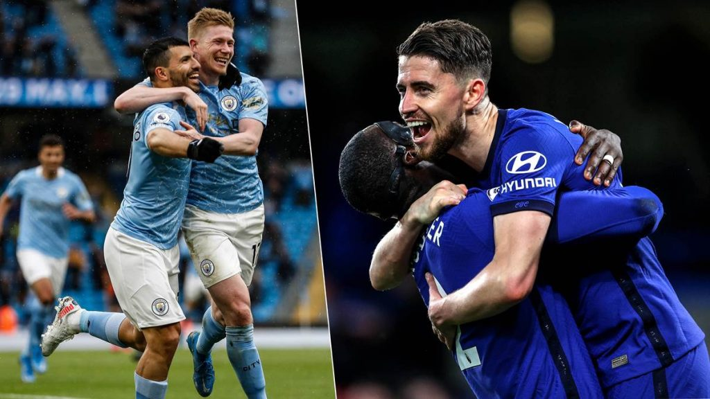 Champions League: Manchester City vs Chelsea FC Watch live on TV and online