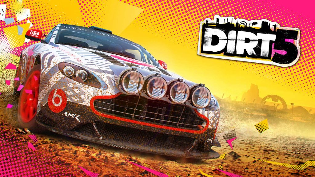 DIRT 5 - Red Bull Revolution update is now available