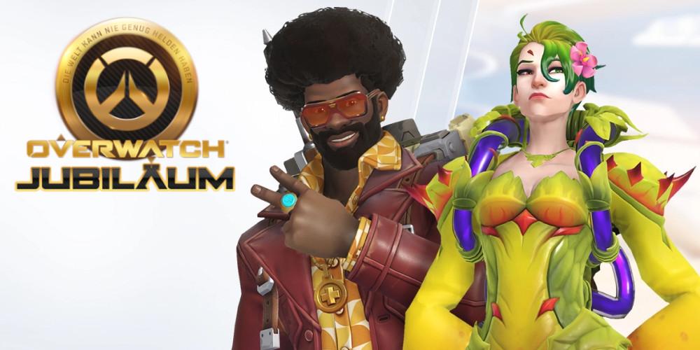 Overwatch – Jubiläumsevent 2021