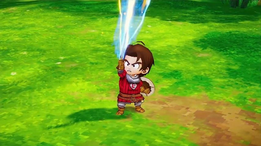For its 10th anniversary, MMO is producing the offline version of Dragon Quest X - Spokesperson Report