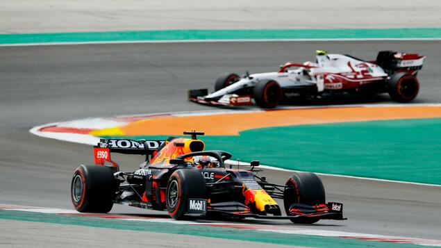 Formula 1 Final Training in Portugal: Max Verstappen Best Time - Sports