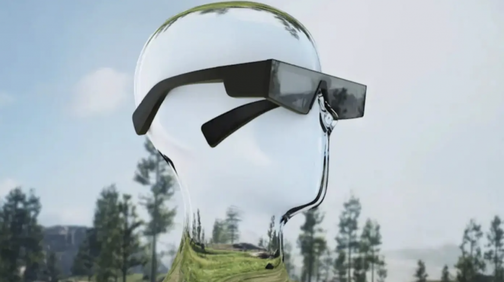 Glasses 4 - Snapshot Introduces Magnified Reality Glasses