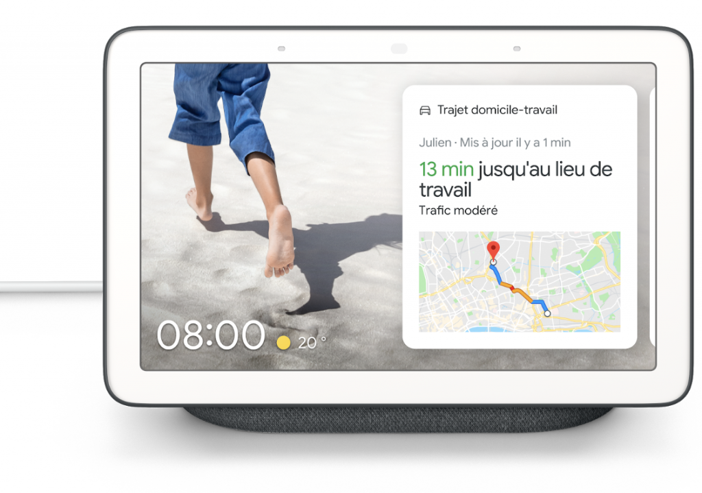 Google's new operating system enters the Fuchsia Nest Center