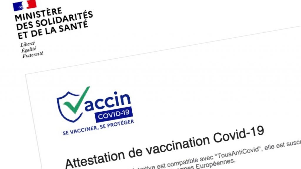 How to Download Your Vaccine Certificate