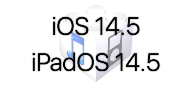 Available from iOS 14.5 04/26