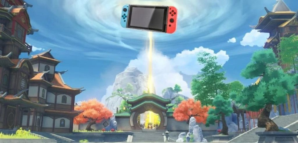 Is the Nintendo Switch version of Kensing Impact delayed due to hardware? Millennium Pokemon