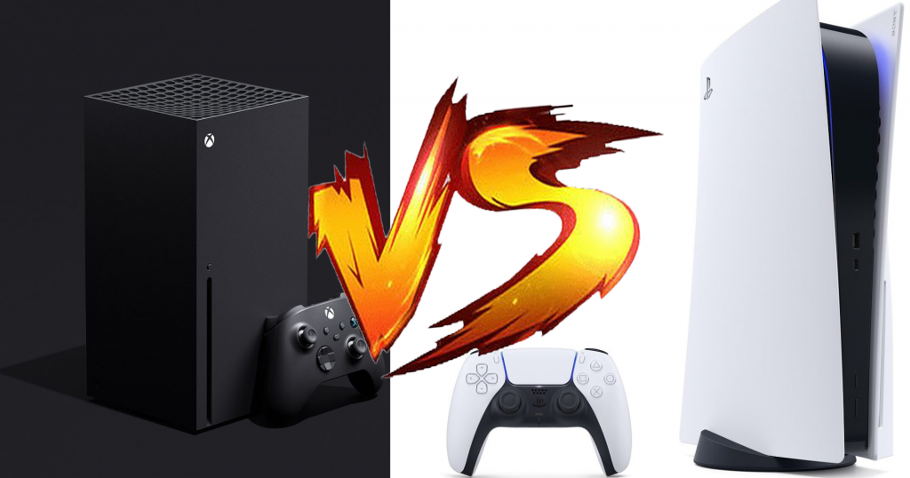 It is official, one of the two consoles often crushes the other