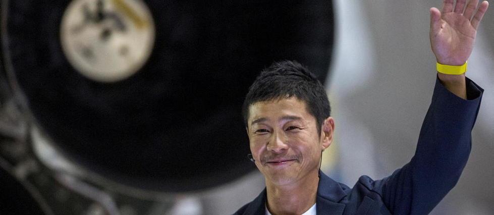 Japanese billionaire Yusaku Mesawa hits ISS in December