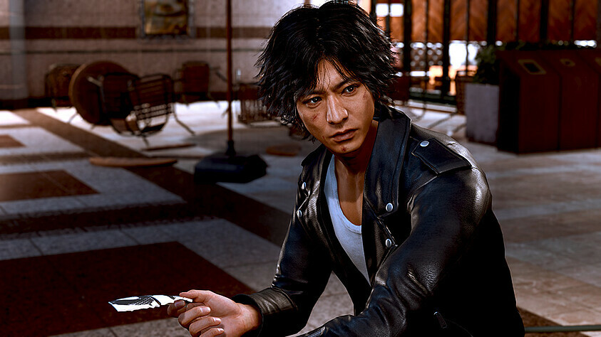 Judgment lost with season pass - story extension included