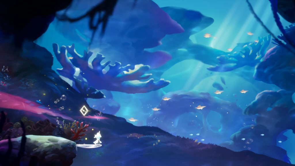 Lumion announced for PC and Nintendo Switch, new platform reminiscent of Ori and Will of the Whispers
