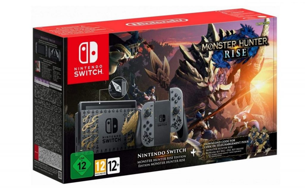 Nintendo Switch: The Monster Hunter Rice version goes on sale on Amazon