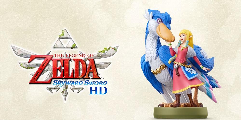 The Legend of Zelda: Skyward Sword Wolkenvogel amiibo