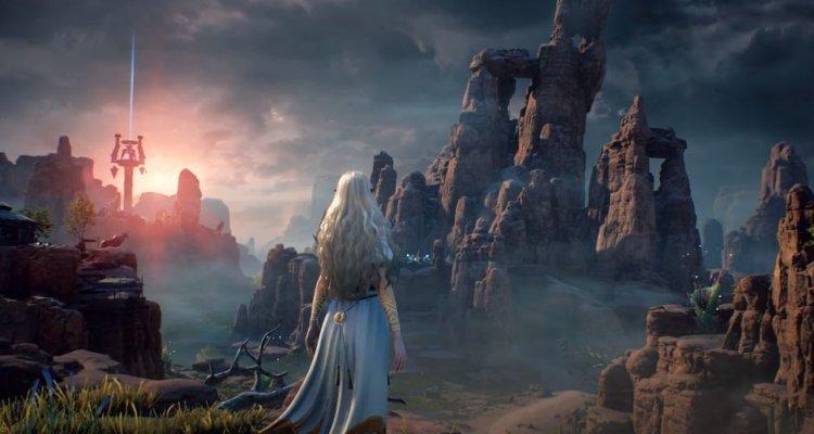 Ragnarok, Netiz's Triple A Action RPG - Nerdu 4. Life New Trailer