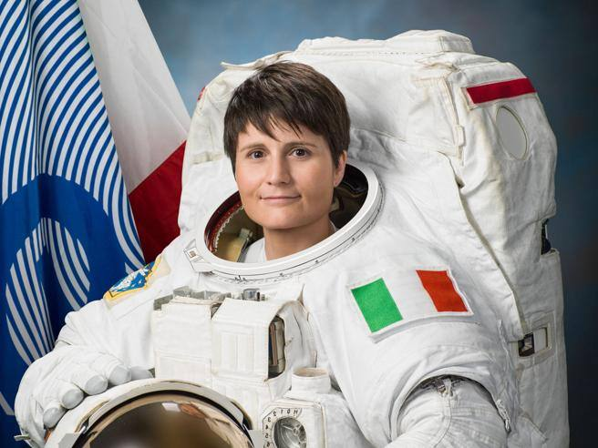 Samantha Christoporetti became the first European woman to command the space station - Corriere.it