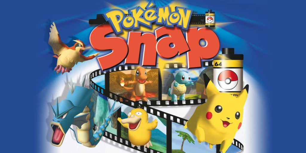 Snapshot of the past on the Nintendo 64