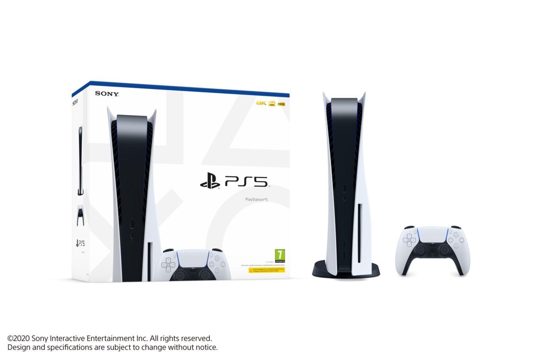 Look PlayStation 5