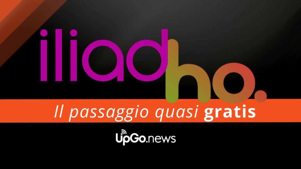 Pass issued by Iliad to Ho Mobile