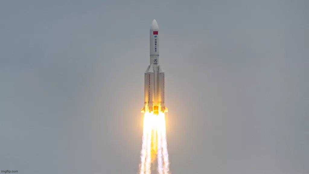 chine fusée