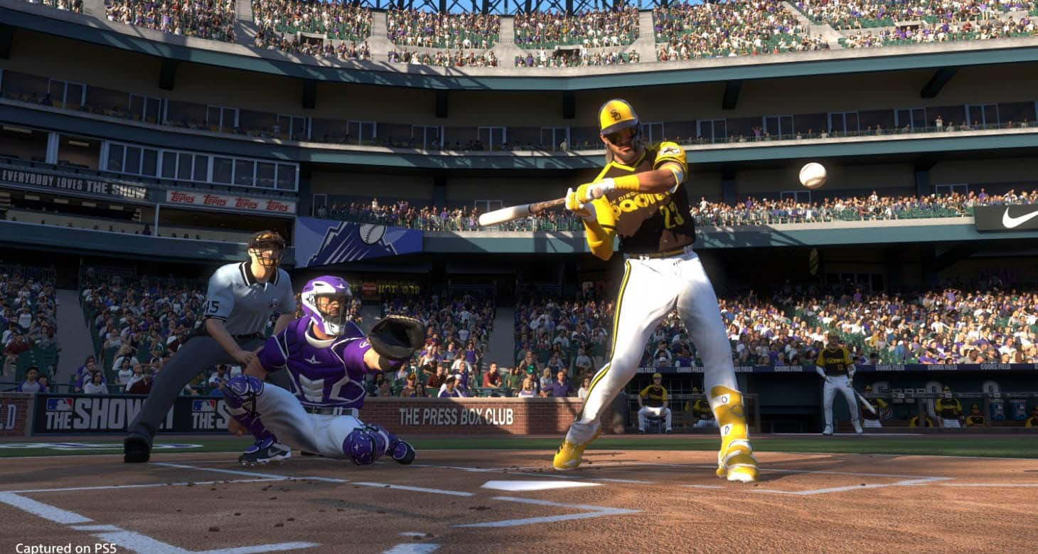 MLB The Show 21 Xbox Game Boss