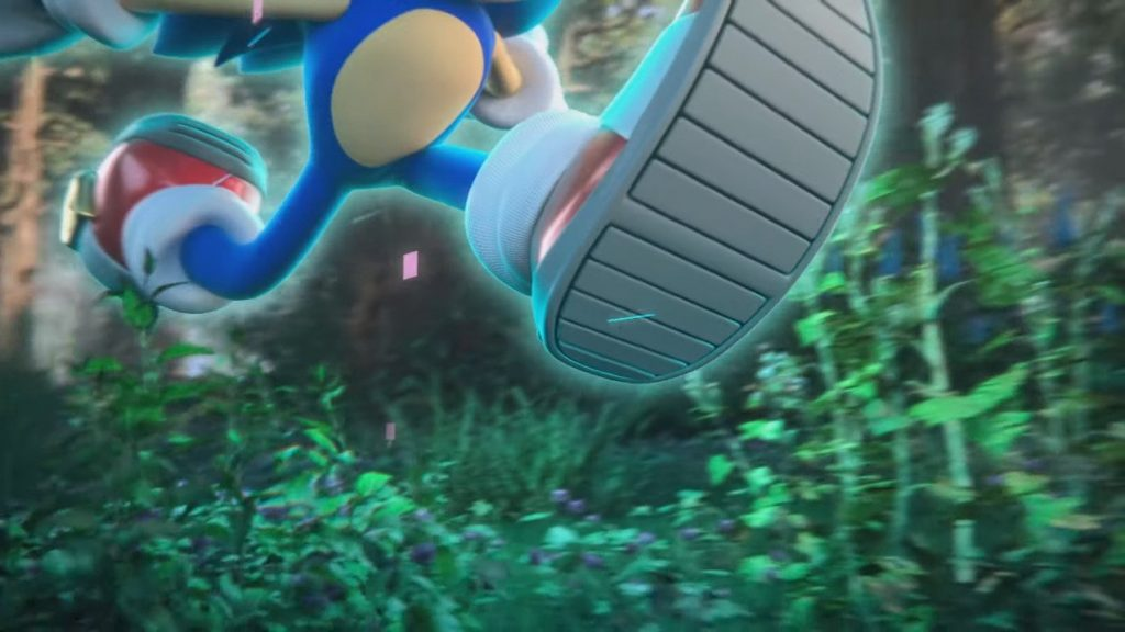 The open world game can be called Sonic Rangers