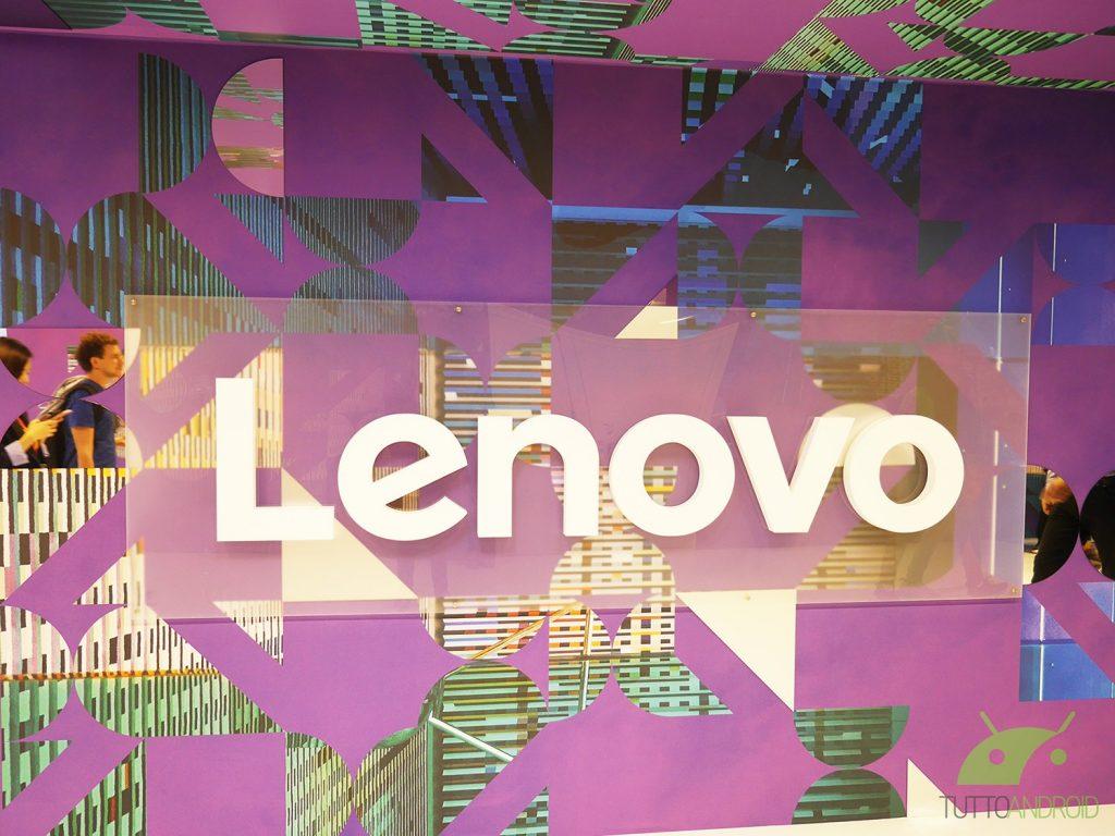 Lenovo logo ifa18