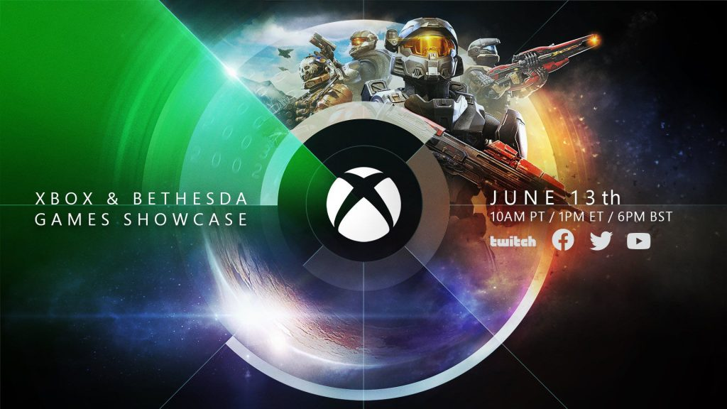 Xbox on E3 with a 90-minute show on June 13th