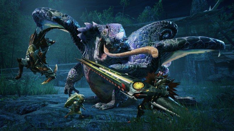 Monster Hunter Rice: Low Strambo Samilios