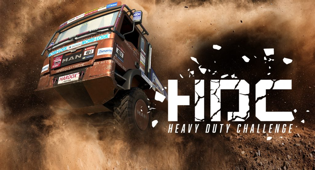 Extreme Off-Road Truck Simulator Heavy Duty Challenge to be released for PC in the fall