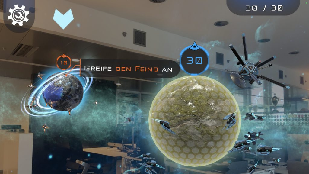 Free 3.49 euros instead: Action-packed sci-fi game for Trekis and Star Wars fans