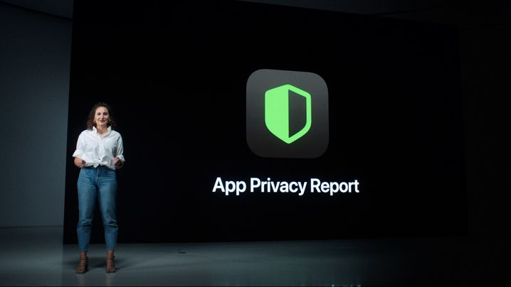 New on iPhones and iPods: Application Privacy Statement