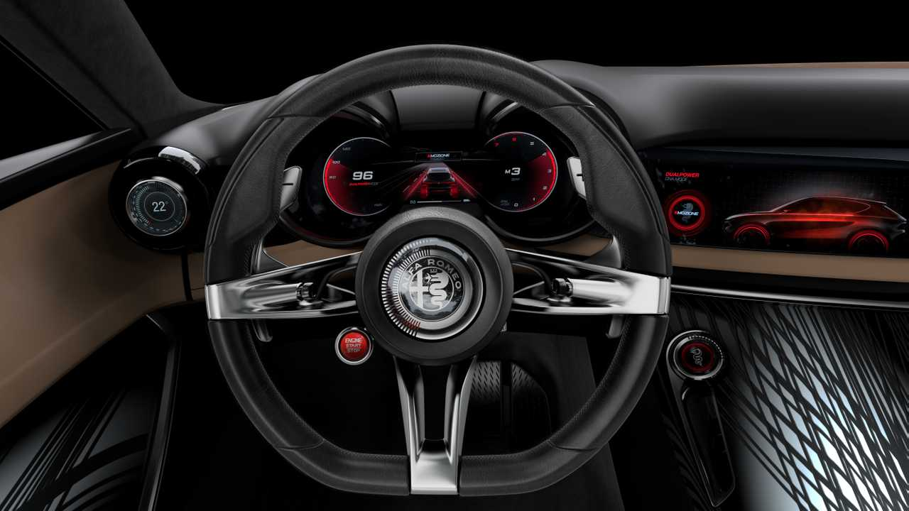 Alfa Romeo Donale