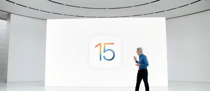 Download iOS 15 Wallpapers in 4K