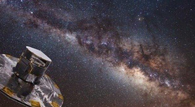 "The Canadian Super Radio Telescope detects 500 fast radio explosions. ""Origin unknown"""
