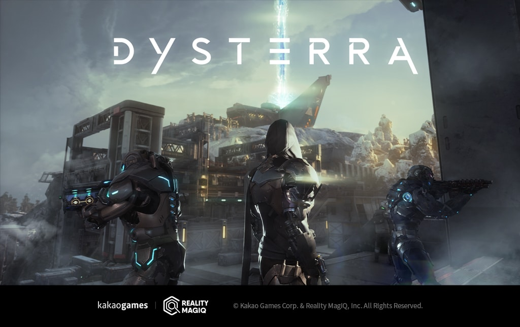 Beta Distra announced for Action Survival Game