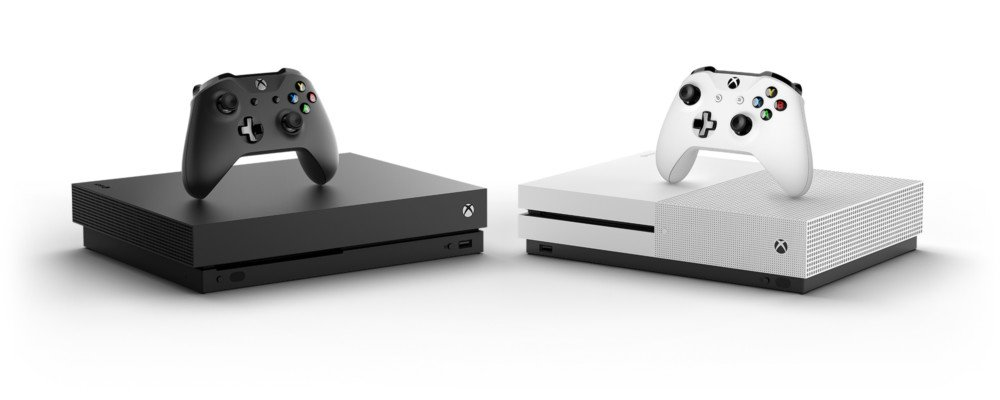 Xbox One S and Xbox One X can access xCloud