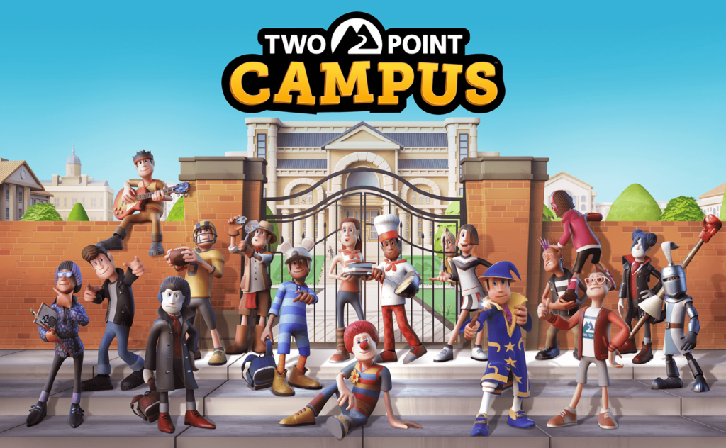 Nintendo Player   The Two Point campus announced that admissions to the academy will open in 2022