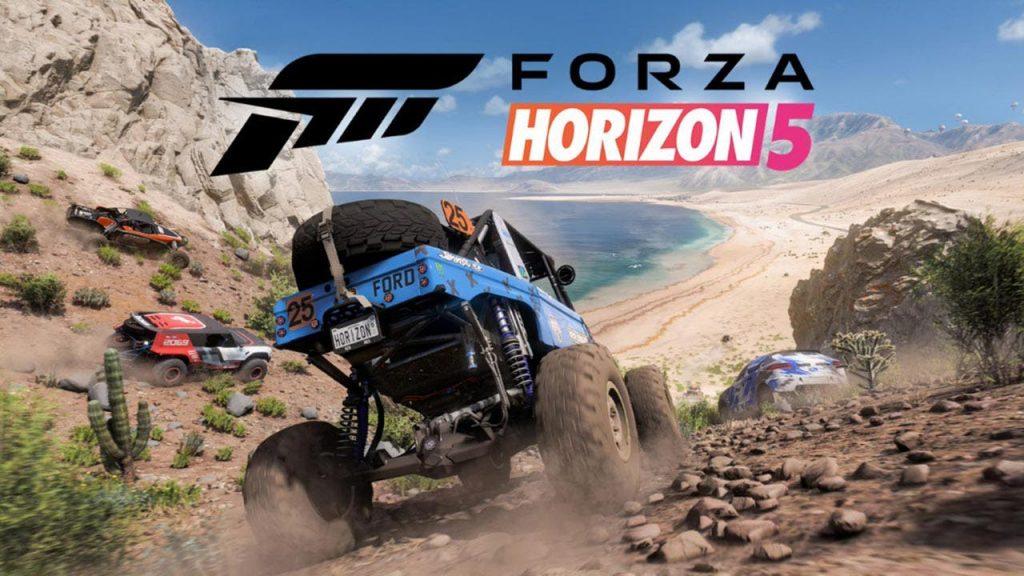 Forza Horizon 5: Seasons and Dynamic Weather Explained!  |  Xbox One