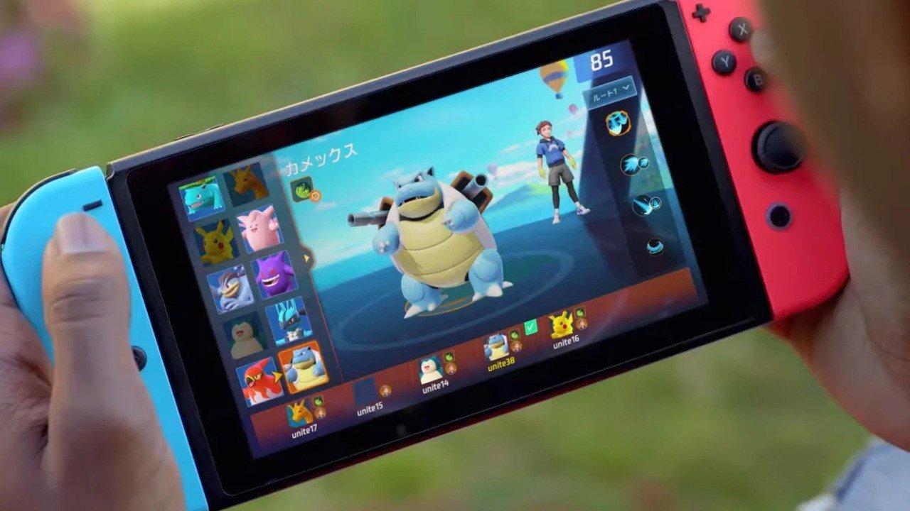 New game-Pokemon