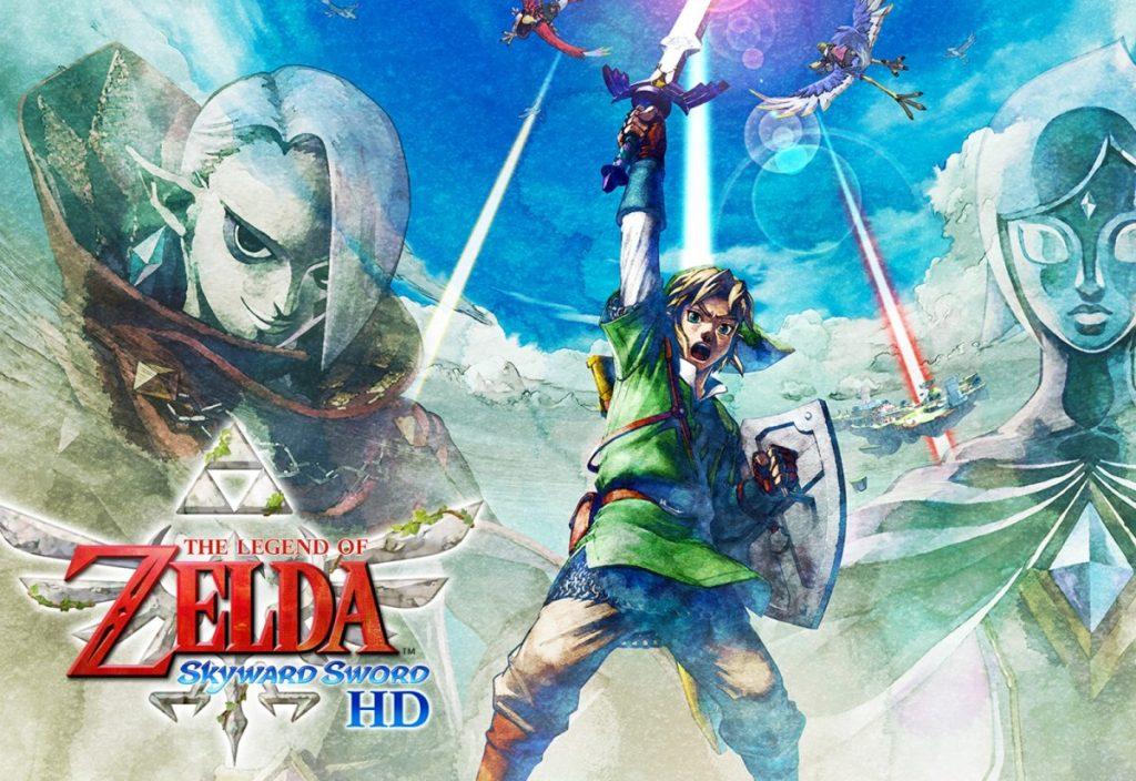 Nintendo Switch: Zelda's Full Trailer: Skyward Sword HD