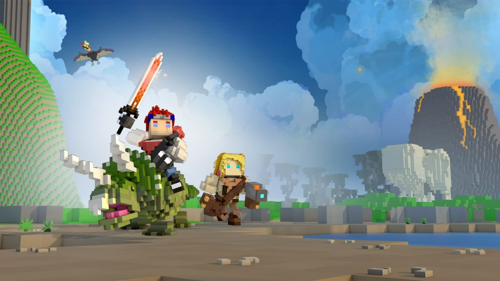 Trove - Now available for the Nintendo Switch