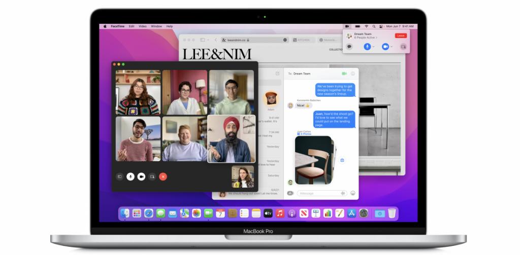 macOS 12 Montessori: Apple emits PHP