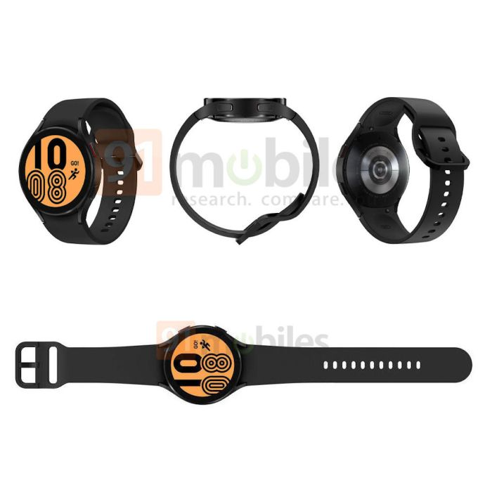 Samsung Galaxy Watch 4 League Swarovski