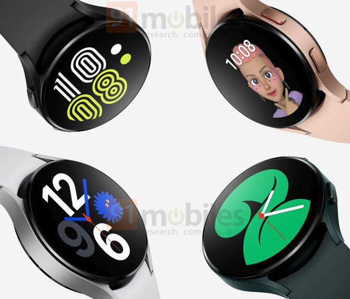La Samsung Galaxy Watch4