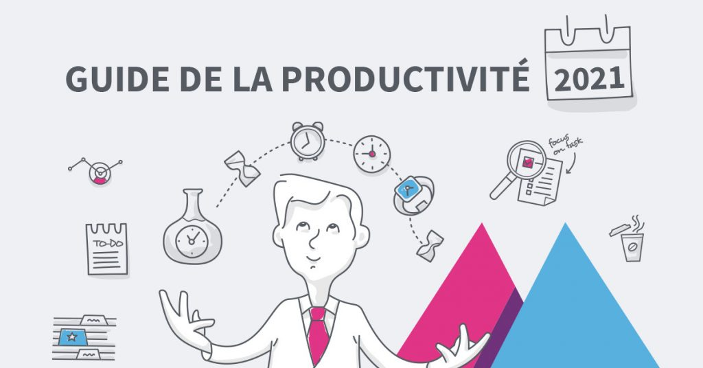 Download the Productivity Guide: Methods, tools and tips can be very helpful