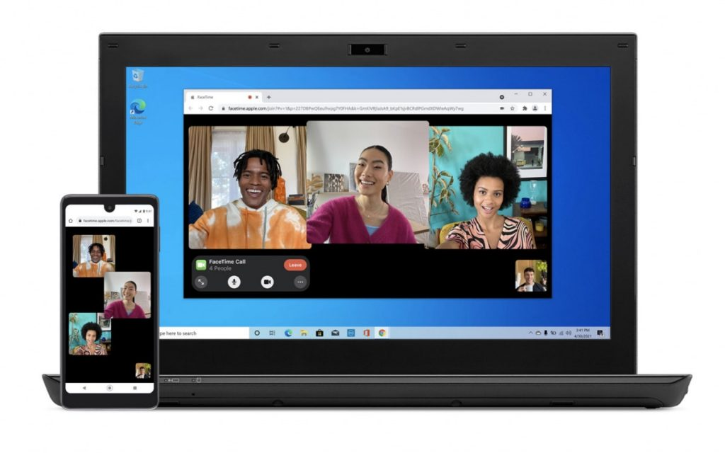 Apple is bringing FaceTime to Android and Windows - via the browser