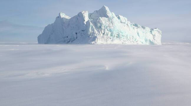 Arctic sea ice is melting twice as fast as expected, the study says