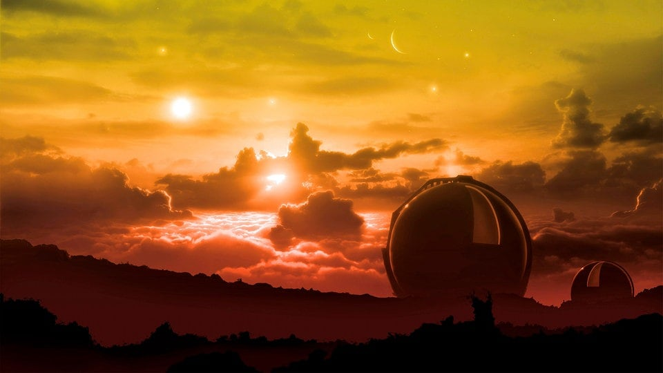 """Exoplanet """"can"""" see Earth from 1,715 stars"""