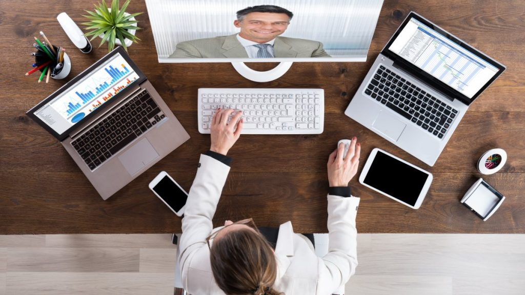 Groupware: Blue Mind 4.5 is now available for video conferencing